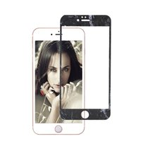 6 6s + Full Coverage Tempered Glass Screen for iPhone 6 6s P...