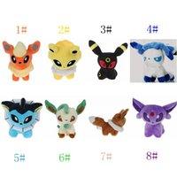Children Poke Mon Plush Toys Pikachu Stuffed Toys Poke Suicu...