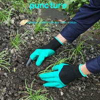 Garden Genie Gloves With 4 Claws Built In Claws easy way to ...