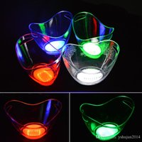 New product 5 pieces lot single color rechargeable luminous ...
