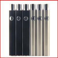Préchauffage batterie 350mah préchauffage cbd vs vapeur tactile O plomb tension variable 4.1-3.9-3.7v préchauffage CBD huile vaporisateur de la batterie