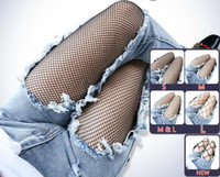 Free Ship 10 Pairs (5 designs) Women Fashion Jeans Fishnet S...