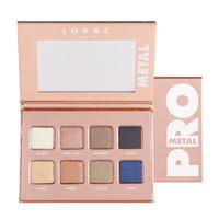 HOT LORAC PRO Metal Eyeshadow Palette 8 Color Makeup DHL Fre...