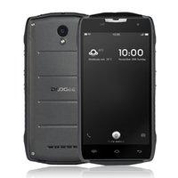 IP67 водонепроницаемый Doogee T5s сенсорный ID 4G LTE 64-Bit Quad Core MTK6735 2GB 16GB 5.0 дюймовый IPS 1280 * 720 HD Быстрый смартфон камеры зарядки GPS 8MP