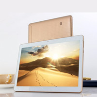 10,1 pouces Tablettes Android 5.1 2 Go RAM 16 Go ROM Octa Core 3G Double carte SIM Bluetooth GPS 1280x800 IPS Tablet PC