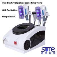 2 Big cryo Portable zeltiq cryolipolysis slimming machine fa...