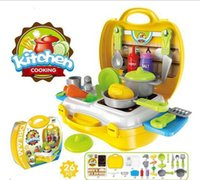 7 Style MINI handbag toys set, fun, tool box, kitchen set, BBQ, p...