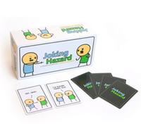 Joking Hazard Party Game Jeux drôles pour les adultes avec Retail Box Comic Strips Jeux de cartes Hot Sell B1137