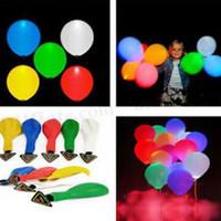 LED Flashing Ballons Halloween Christmas Flash Balloons Led ...
