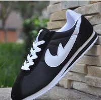 LIVRAISON RAPIDE Chaussures chaudes nouvelles chaussures hommes et femmes cortez chaussures loisirs coquilles chaussures mode en cuir Sneakers taille 36-44