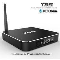 Android 6. 0 TV Box T95 XBMC Fully Kodi16. 0 installed MXQ upg...