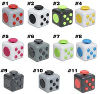 2017 Novelty Toys Fidget Cube CAMO colors the world' s f...