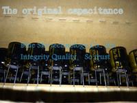 Wholesale- Promotion Kit 20pcs NICHICON AUDIO 16v470UF 10x12....