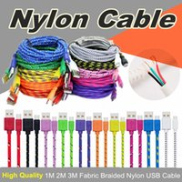 Micro USB Cable S7 Edge S7 S6 High Speed Nylon Braided Cable...
