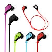 Stocks américains! Nouveau 10m S5 sans fil Handfree Mini Bluetooth 4.1 casque USB écouteurs stéréo pour iPhone Samsung