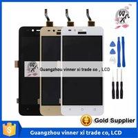 Pour Huawei Y3 ii Ecran LCD et écran tactile Pièces de réparation 4.5 pouces Accessoires mobiles pour Huawei Y3 ii + Outils