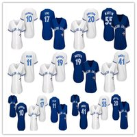 Cheap Womens Toronto Blue Jays Jerseys 11 Kevin Pillar Blue ...