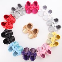 newborn kids brand Spring and autumn new baby GIRL shoes PU ...