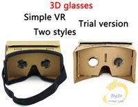 Virtual Reality Glasses Google Cardboard 3D Glasses VR Box M...