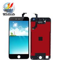 Meilleur remplacement de qualité AAA pour Iphone 6 plus écran LCD de 5,5 pouces avec écran tactile numériseur livraison gratuite par DHL