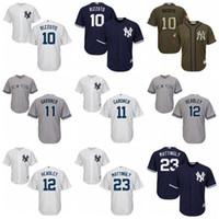 Youth New York Yankees 10 Phil Rizzuto 11 Brett Gardner 12 W...