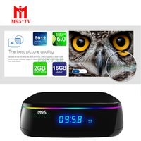 M9S MIX Kodi 16. 1 Smart Android 6. 0 TV Box fully loaded Amlo...