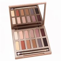 Maquillage chaud ULTIMATE BASICS Lidschatten matte Farben Matte ombre à paupières 12 couleurs Palette DHL livraison gratuite