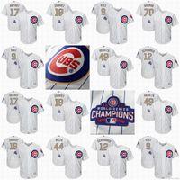 2016 World Series Champions Patch 17 Kris Bryant 44 Anthony ...