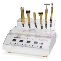 Needle Free Mesotherapy Machine 5 In 1 RF BIO Cooling For Fa...