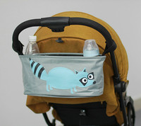 Baby Stroller Accessories Storage Bag multifunctional bag co...