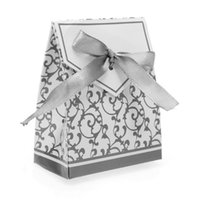 Hot Favor Box Candy Cases Wedding Favor Gift Box Bride groom...