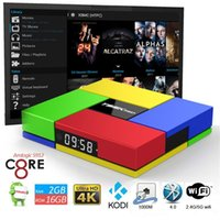 T95K PRO Smart Android 6. 0 TV Box Amlogic S912 Octa Core 2G ...