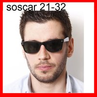 Fashion Sunglasses for Men Brand Designer Sunglasses Soscar ...