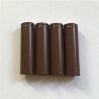 100% alta calidad HG2 18650 batería 3000mAh 35A MAX para LG pilas de litio recargables baterías VS HE4 HE2 25R 30Q 3400mah batería