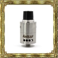 Youde UD ANZU RDA Dual Air Control Control avec Velocity Style Deck 22mm Diamètre Cone Delrin510 Drip tip