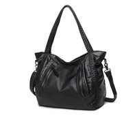 Hot Selling PU Leather Women Handbags Casual Large Capacity ...