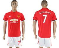 cheap soccer united jerseys store home away #11 martial # 9 ...