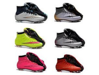2017 kids football boots Superfly FG soccer boots cleats Sho...