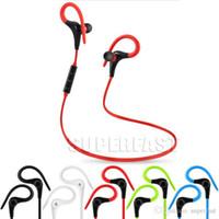 Bluetooth Earphone Sport Stereo Player Wireless Neckband Hea...