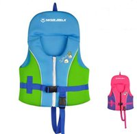 Newest Summer Swimming Life vest Children' s Inflatable ...