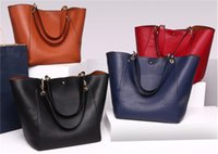2016 NEW Sell style womens leather bags Lady hand bag handba...