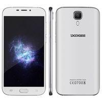 Новый Android 6.0 Doogee X9 Mini сенсорный ID 3G WCDMA MTK6580 Quad Core 1.3GHz 1GB 8GB 5.0 дюймовый IPS 1280 * 720 HD GPS WiFi Dual SIM-карта смартфон