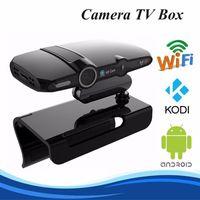 Camera Android Tv Box HD23 Allwinner H3 Quad Core Smart TV 1...