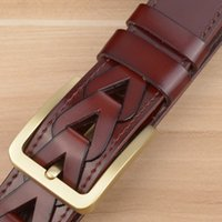 2016 New Arrived Fashion Designer Belt 100% Genuine Leather,...