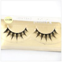 Full Strip False Eyelashes 1- 1. 5cm Long Handmade Mink Hair F...