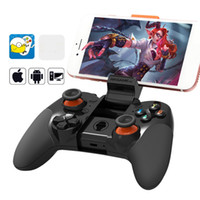 Wireless Bluetooth Game Controller Consoles GamePad pour Android IOS Mobile Phone ipad Tablet PS3 Smart TV avec emballage multi jeu DHL top