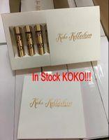 free shipping 2016 New makeup 4pcs set KYLIE Liquid matte li...
