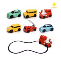 Car: Mini Magic Pen Car Inductive Fangle Vechicle Toy Childr...