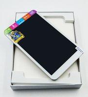 Vente en gros / nouvelle 8 pouces quad-core android tablette 8 Go - 32 Go de mémoire 1280 * 800 HD IPS écran comprimés WIFI Bluetooth tablettes GPS