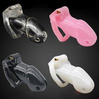 Latest Design 100% Resin Male Chastity Belt Penis Cage With ...